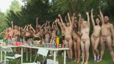 Czech Garden Party porn